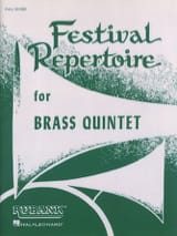 - Repertoire for Brass Quintet Festival - Sheet Music - di-arezzo.com