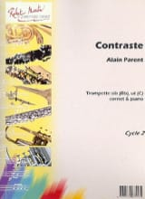 Alain Parent - Contrast - Sheet Music - di-arezzo.co.uk