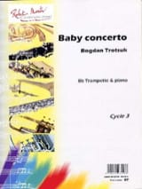 Baby Concerto Bogdan Trotsuk Partition Trompette - laflutedepan.com