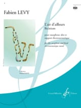 Fabien Levy - L'Air d'Ailleurs - Partition - di-arezzo.fr