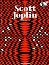 Scott Joplin - Piano Music All Time Favorites - Partition - di-arezzo.fr