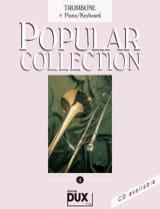 Popular collection volume 4 Partition Trombone - laflutedepan.com