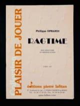 Philippe Oprandi - Ragtime - Partition - di-arezzo.fr