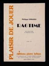 Ragtime - Philippe Oprandi - Partition - Tuba - laflutedepan.com
