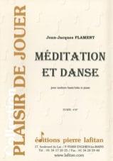 Méditation Et Danse Jean-Jacques Flament Partition Tuba - laflutedepan