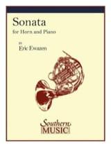 Sonata Eric Ewazen Partition Cor - laflutedepan.com