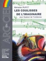 Mériadec Rufet - Les Coulisses de L'imaginaire - Partition - di-arezzo.fr