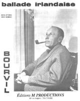 Bourvil - Irish ballad - Sheet Music - di-arezzo.com