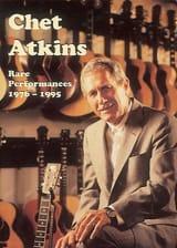 Chet Atkins - DVD - Rare Performances 1976-1995 - Partition - di-arezzo.fr