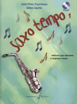 - Saxo Tempo Volume 1 - Sheet Music - di-arezzo.co.uk