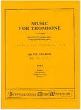 Music For Trombone Volume 1 - Partition - laflutedepan.com