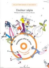Couleur Sépia Di Betta Philippe / Masson Thierry laflutedepan.com