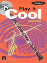 James Rae - Play It Cool - Partition - di-arezzo.fr