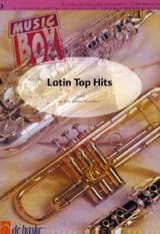 Latin top hits - music box Partition ENSEMBLES - laflutedepan.com