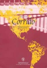 Corrido - Matthias Schmitt - Partition - Marimba - laflutedepan.com