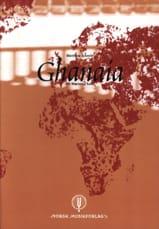 Ghanaia Matthias Schmitt Partition Marimba - laflutedepan.com