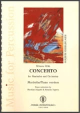 Minoru Miki - Concerto For Marimba And Orchestra - Sheet Music - di-arezzo.co.uk