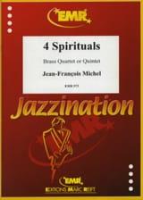 - 4 Spirituals - Partition - di-arezzo.fr