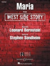 Maria Film West Side Story Leonard Bernstein laflutedepan.com