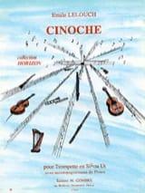 Emile Lelouch - Cinoche - Partition - di-arezzo.fr