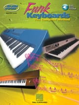 Funk Keyboards Gail Johnson Partition Piano - laflutedepan.com