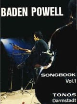 Songbook Volume 1 Baden Powell Partition Guitare - laflutedepan.com