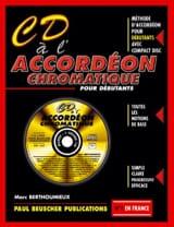 CD A L' Accordéon Chromatique - Marc Berthoumieu - laflutedepan.com
