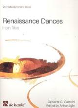 Giovanni G. Gastoldi - Renaissance Tänze - Sheet Music - di-arezzo.com