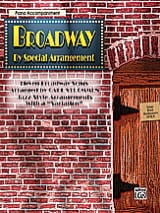 Broadway By Special Arrangement Partition Piano - laflutedepan.com
