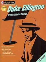 Duke Ellington - Jazz play-along volume 1 - Duke Ellington - Partition - di-arezzo.fr