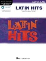 Latin Hits Partition Saxophone - laflutedepan.com