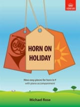 Horn On Holiday Michael Rose Partition Cor - laflutedepan.com
