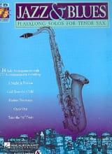 Jazz & Blues Partition Saxophone - laflutedepan.com