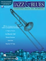 Jazz & Blues Partition Trombone - laflutedepan
