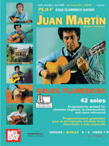 Solos Flamencos - 42 Solos Juan Martin Partition laflutedepan.com