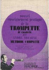 André Trémine - Trompette de Cavalerie Tome 2 - Partition - di-arezzo.fr