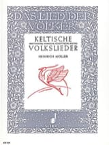 Keltische Volkslieder Partition Musiques du monde - laflutedepan.com