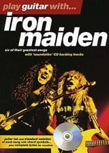 Play Guitar With... Iron Maiden Maiden Iron Partition laflutedepan.com