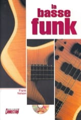 La Basse Funk Frank Nelson Partition Guitare - laflutedepan.com