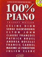 - 100% piano volume 1 - Partition - di-arezzo.fr