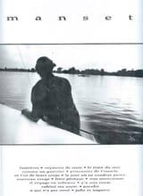 Manset Gérard Manset Partition Chansons françaises - laflutedepan.com