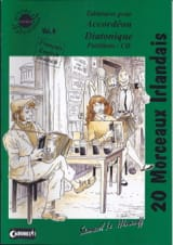 Hénanff Samuel Le - 20 Irish Songs Vol 4. Accordion - Sheet Music - di-arezzo.com