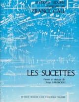 Serge Gainsbourg - The lollipops - Sheet Music - di-arezzo.com