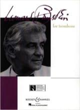 Leonard Bernstein - Bernstein For Trombone - Partition - di-arezzo.fr