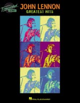 John Lennon - Greatest Hits - Sheet Music - di-arezzo.com