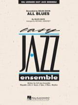 All Blues Miles Davis Partition ENSEMBLES - laflutedepan