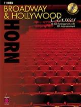 Broadway And Hollywood Classics Partition Cor - laflutedepan.com