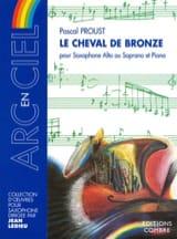 Le cheval de bronze Pascal Proust Partition laflutedepan.com