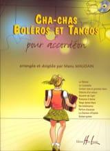 Cha-Chas Boléro Et Tangos Partition Accordéon - laflutedepan.com
