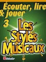 Ecouter Lire et Jouer - Les styles musicaux Volume 3 - Trombone laflutedepan
